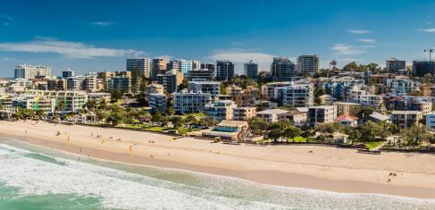 apartments on beach