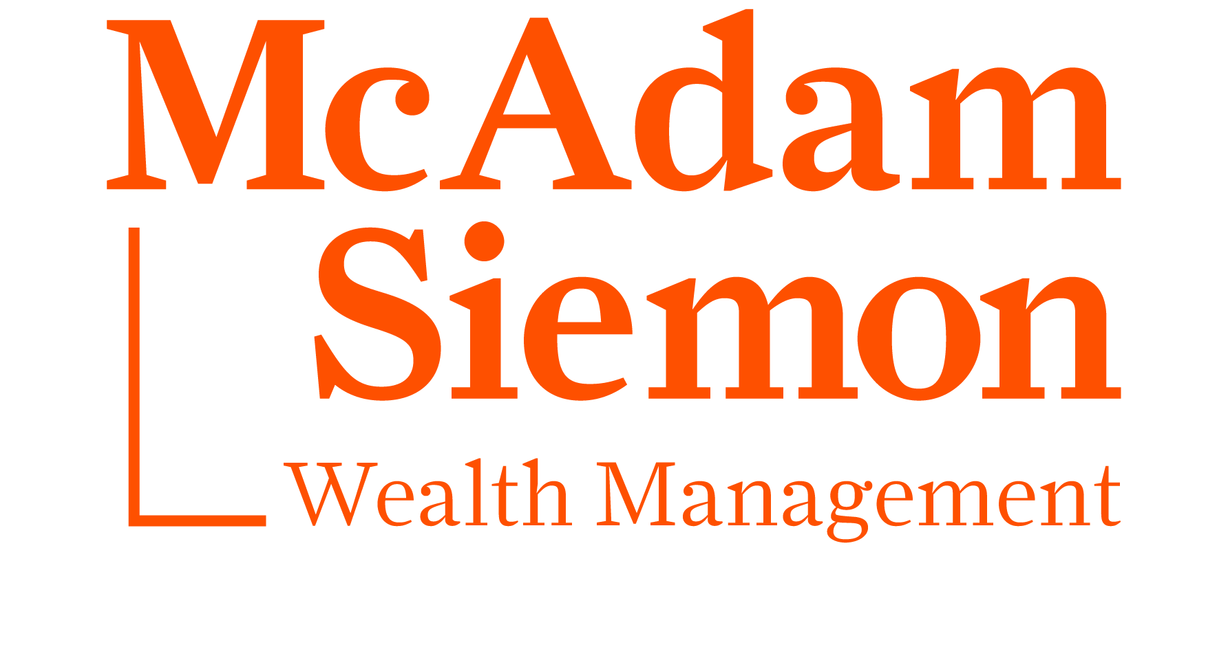 mcadam siemon wealth management logo